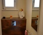 Rénovation complète d'un WC.